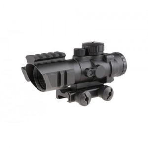 LUNETA THETA OPTICS RHINO 4X32 RIS BLACK
